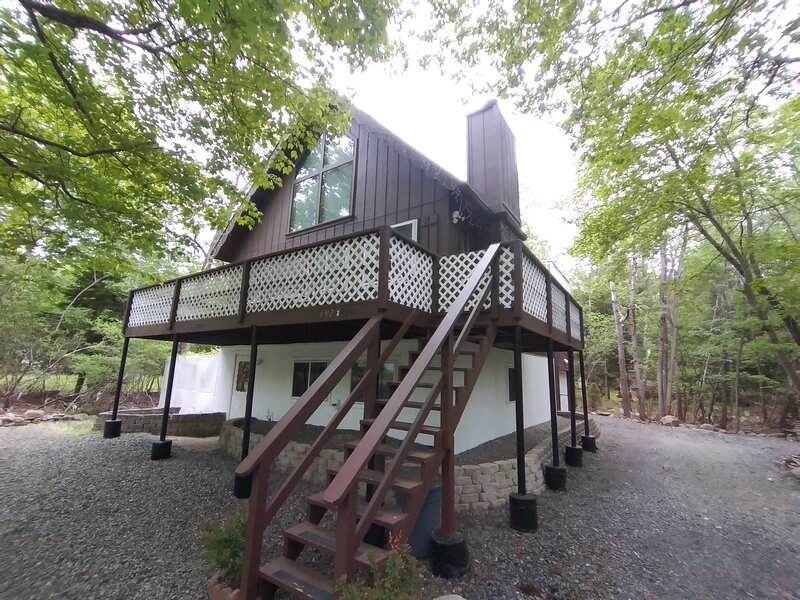 Silent Creek Escape, holiday rental in Tobyhanna