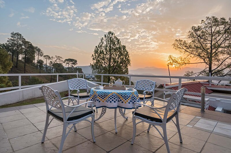 The Haven by Vista Rooms, holiday rental in Manimajra