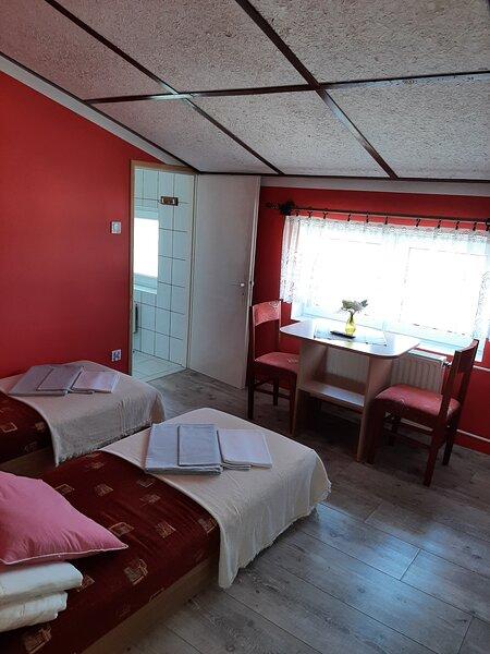 Gościniec Pogodna Przystań 5, location de vacances à Jurata