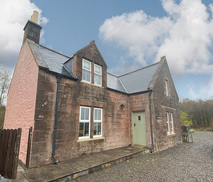 Ghillies Cottage, holiday rental in Kirkconnel