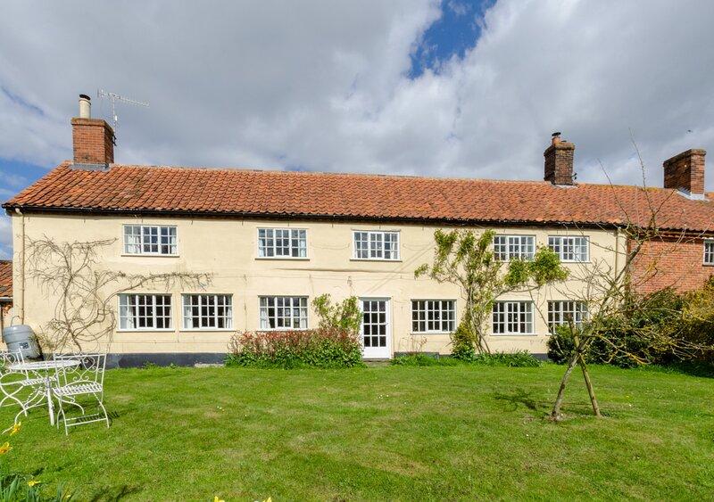 Glebe Cottage, vacation rental in Little Glemham