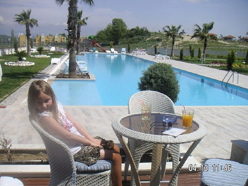 Babylon De Lux 2 bed duplex home close to everything with wonderful views, holiday rental in Evrenseki