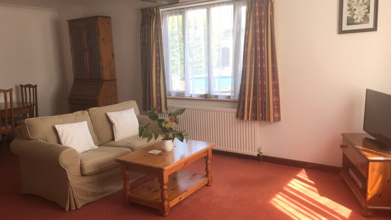 Millbrook House Apartments No 6, holiday rental in Benson