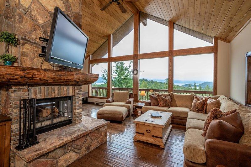 Flathead Valley - LS - Lake Forest Retreat, location de vacances à Dayton