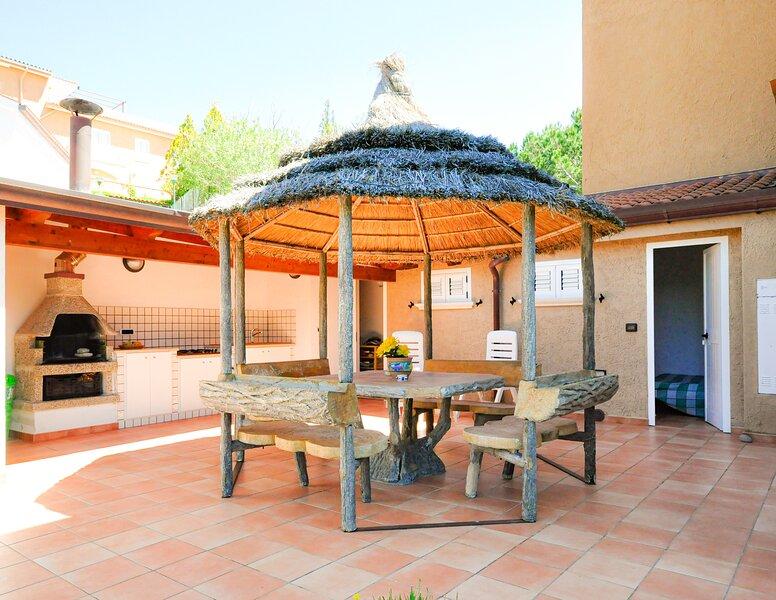 Casa Vacanze agave, location de vacances à Palinuro