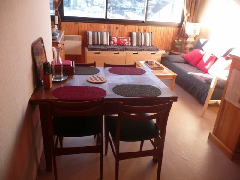 TRES AGREABLE T3, vacation rental in Ascou
