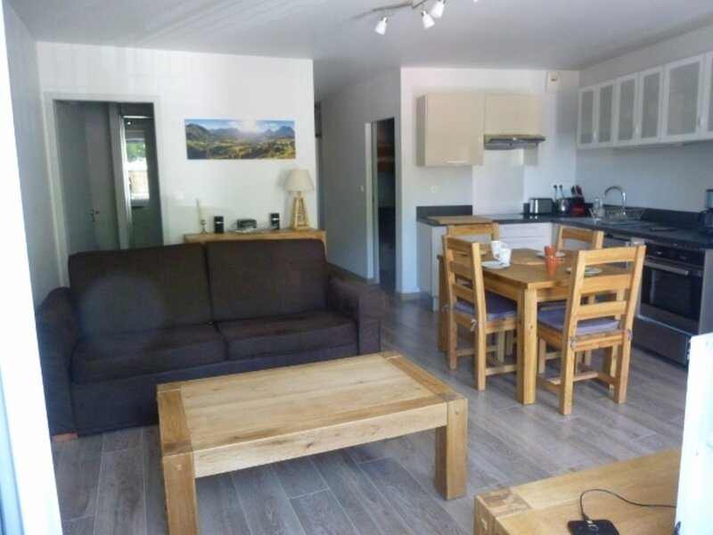 APPARTTEMENT T3 4/6 P. CLASSE 3 ETOILES AVEC WI FI, vacation rental in Ascou