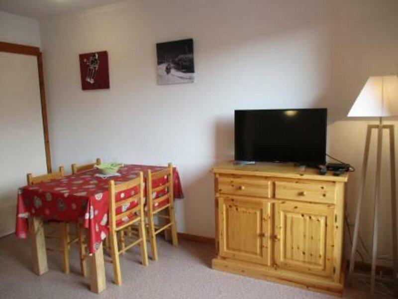 LA JOUE DU LOUP - LE DEVOLUY - 4 pers, 28 m2, 2/1, holiday rental in Lus La Croix Haute