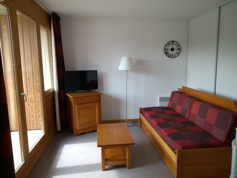 APPARTEMENT 6 PERSONNES BALCON EXPO SUD, holiday rental in La Roche-des-Arnauds