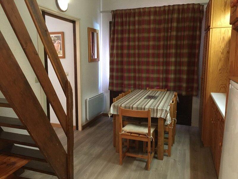 3 pièces mezzanine 6 pers ski aux pieds / OREE DES PISTES 39, holiday rental in Les Bruyeres
