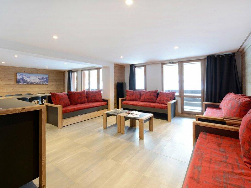 Magnifique appartement dans une station familiale au pied des pistes, holiday rental in Les Coches