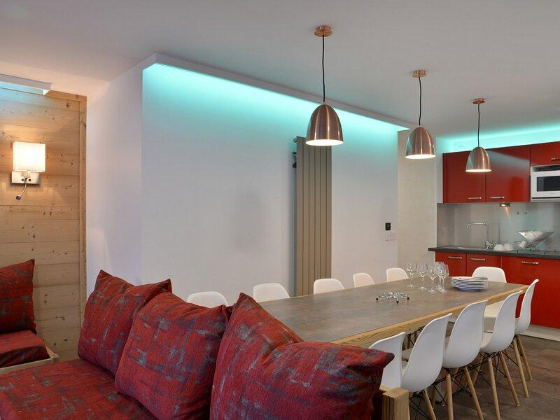 4 pièces rénové pour 11 personnes et au cœur de la station, 88 m², holiday rental in Plagne Bellecote