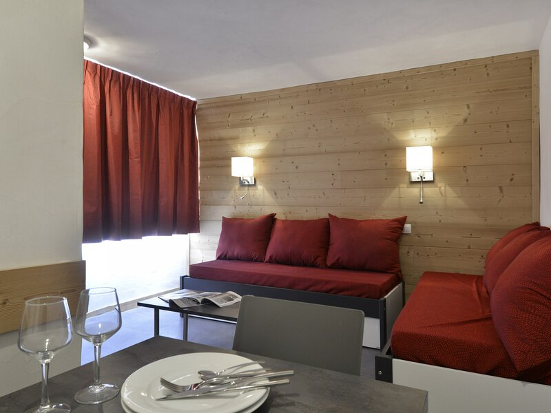 Très bel appartement rénové, holiday rental in Plagne Bellecote