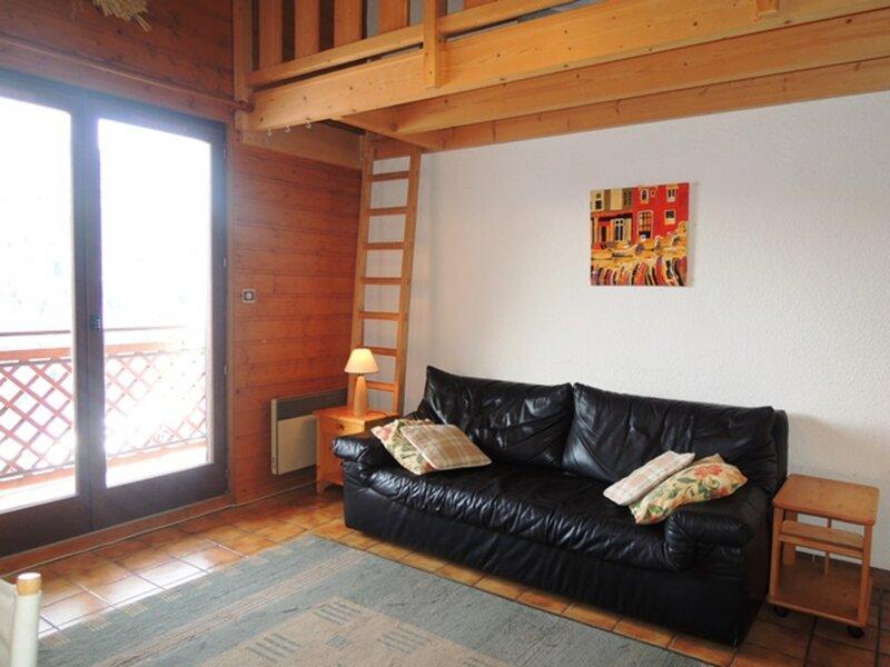 appartement 3 pièces - 6 personnes, casa vacanza a Morgins
