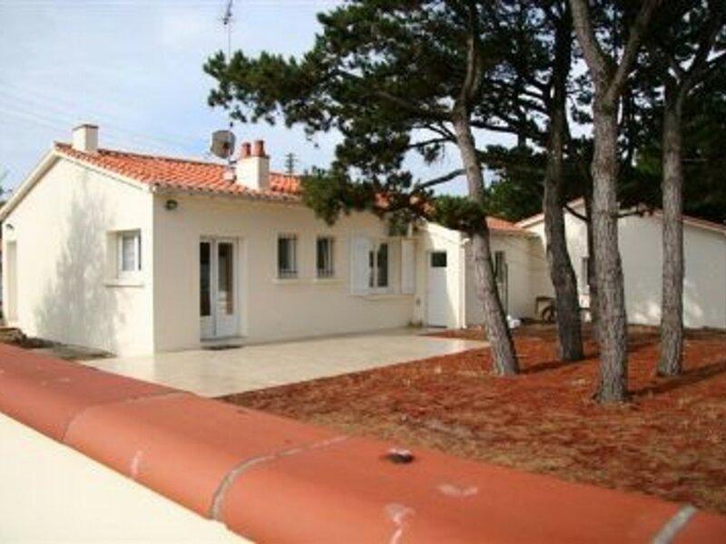 Mais 4 pièces 6 couchages BRETIGNOLLES SUR MER, aluguéis de temporada em Bretignolles Sur Mer
