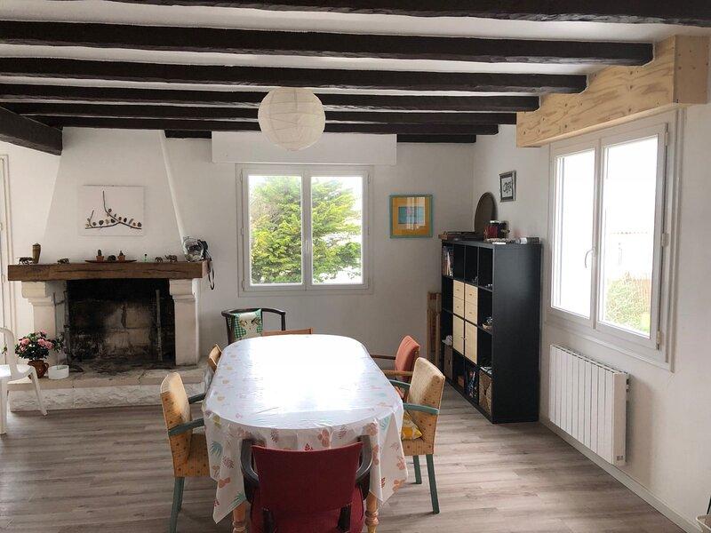 QUARTIER DU MARAIS GIRARD - PLAGE A PIED - AU CALME EN IMPASSE, aluguéis de temporada em Bretignolles Sur Mer