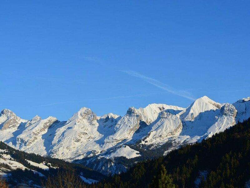 Appt 3 pièces 6 couchages GRAND BORNAND, alquiler de vacaciones en Haute-Savoie