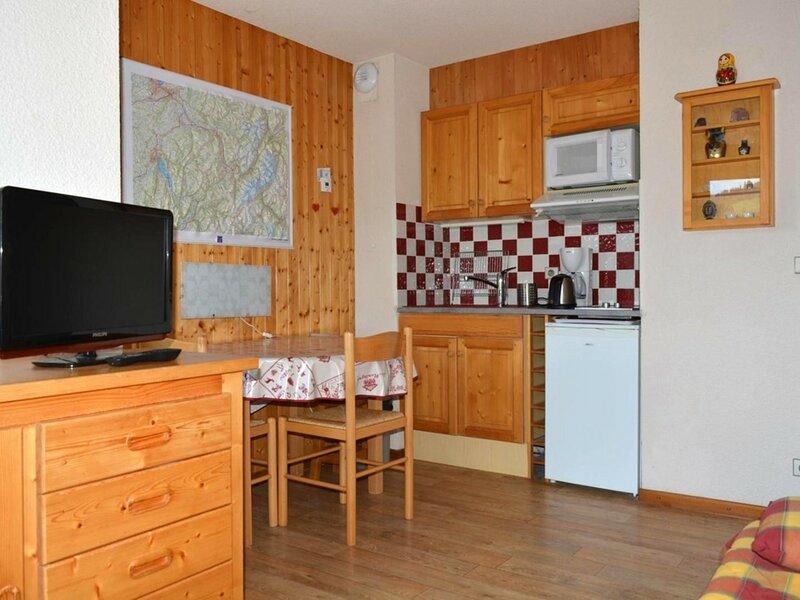 Studio cabine 4 couchages Chinaillon, location de vacances à Le Petit-Bornand-les-Glières