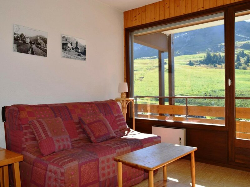 Studio cabine 5 couchages Chinaillon, location de vacances à Brizon
