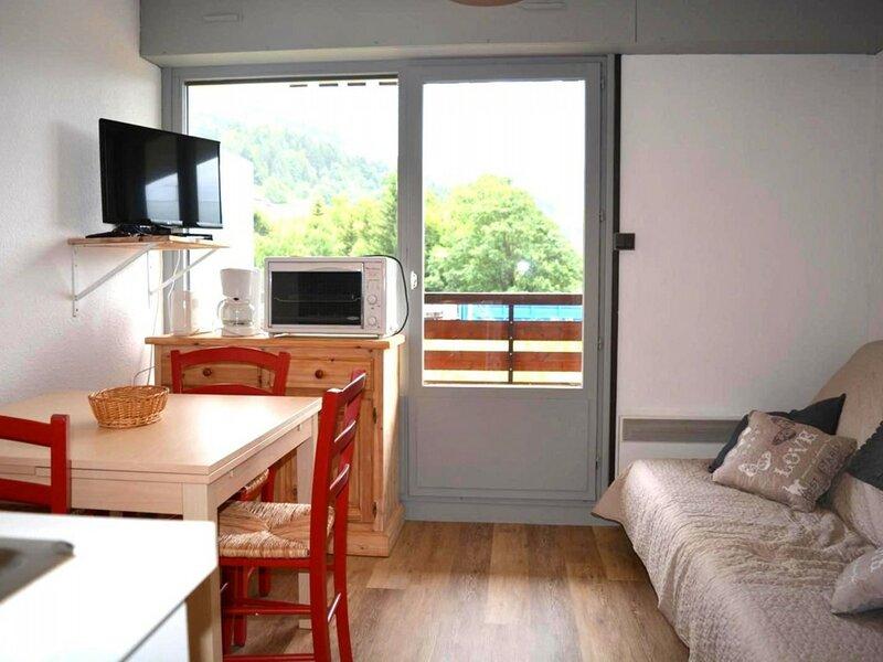 Appt Studio 4 couchages LE GRAND BORNAND, location de vacances à Le Petit-Bornand-les-Glières