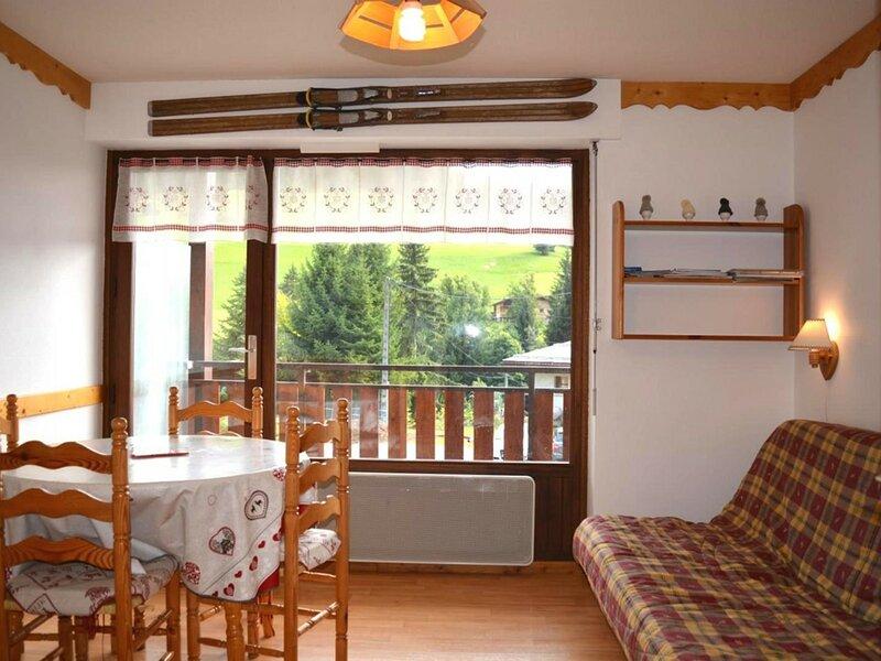 Appt Studio 4 couchages Chinaillon, location de vacances à Le Petit-Bornand-les-Glières