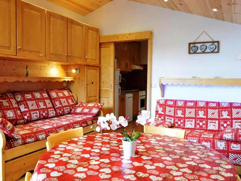 Appt 2 pièces 5 couchages Chinaillon, location de vacances à Le Petit-Bornand-les-Glières