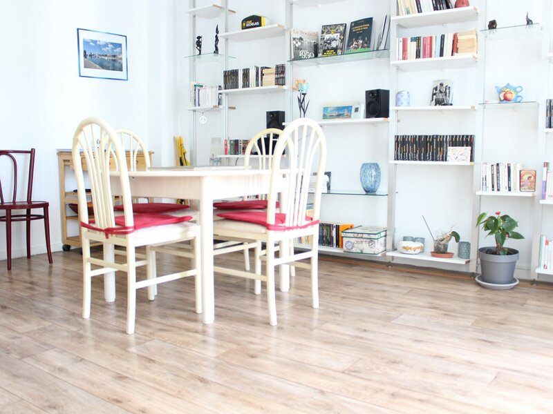 Appt 3 pièces 4 couchages LA ROCHELLE, holiday rental in Lagord