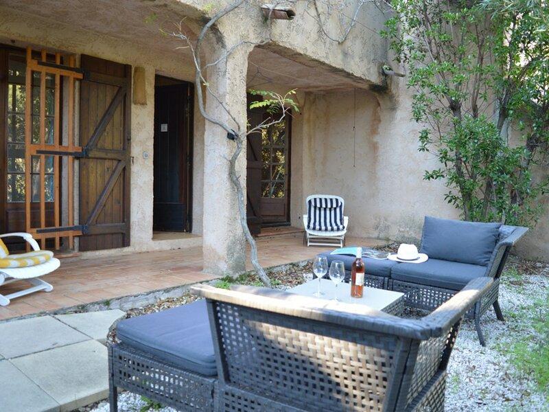 Maison 3 Pièces 6 couchages RAYOL CANADEL, location de vacances à Rayol-Canadel-sur-Mer