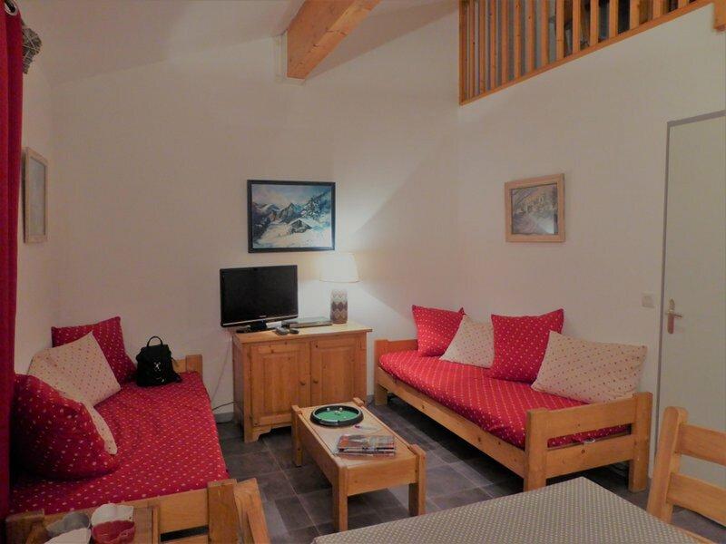 2 pièces + mezzanine 6/8 personnes 53m², location de vacances à Saint-André