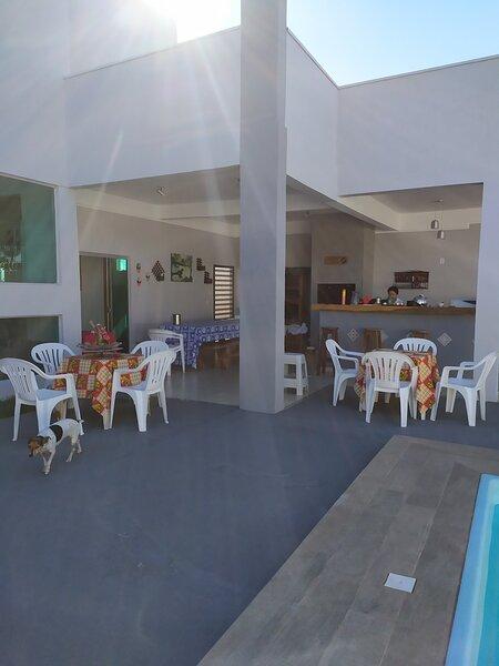 Casa de Luz, holiday rental in Porto Murtinho