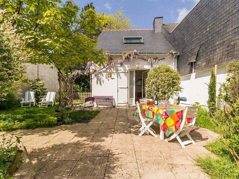 La Touche, vacation rental in Saint-Gildas-des-Bois