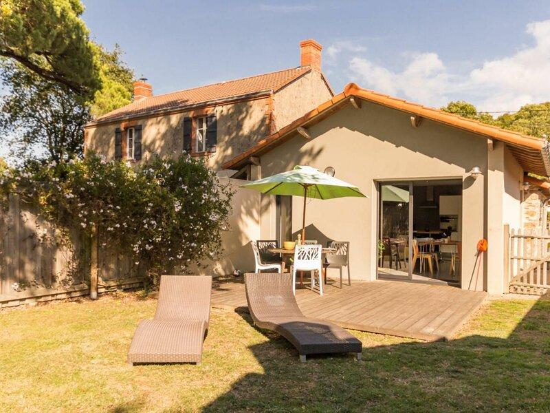 Gîte de l'Océan, holiday rental in Saint-Brevin-les-Pins