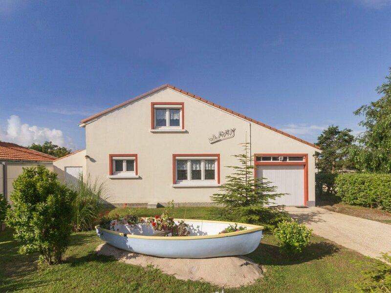 Location Gîte Préfailles, 2 pièces, 3 personnes, alquiler vacacional en La Plaine-sur-Mer