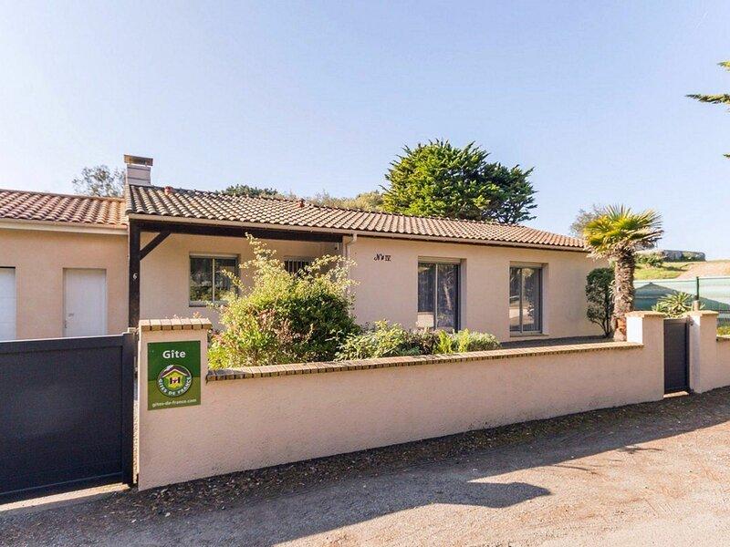 Location Gîte Saint-Brevin-les-Pins, 4 pièces, 4 personnes, holiday rental in Saint-Brevin-l'Ocean