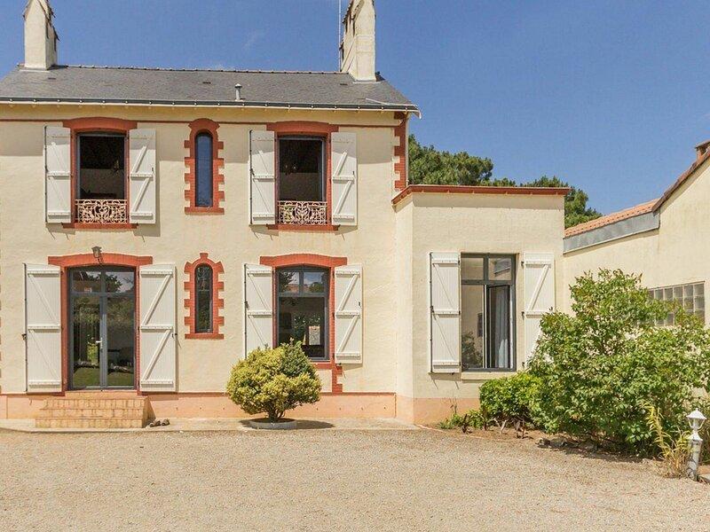 Villa Myriam, holiday rental in Saint-Brevin-l'Ocean