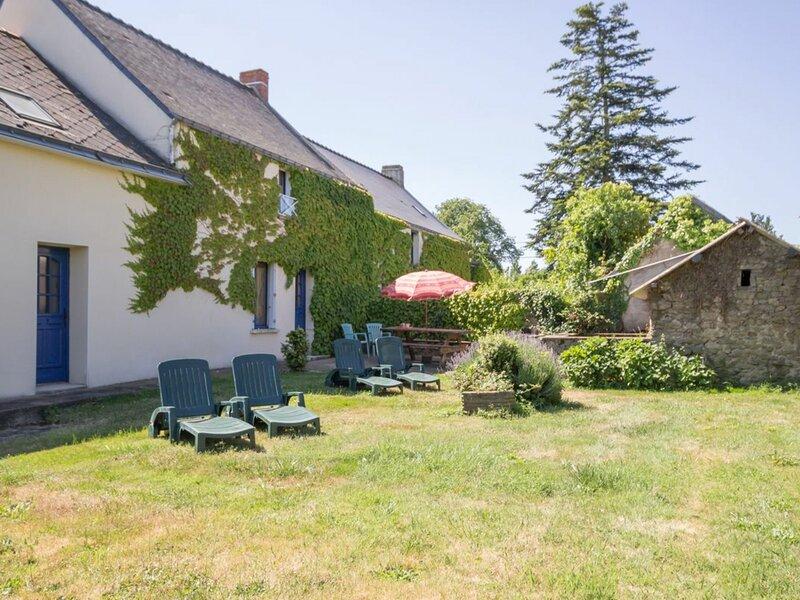 Gîte de Brillac 1, vacation rental in Saint-Gildas-des-Bois