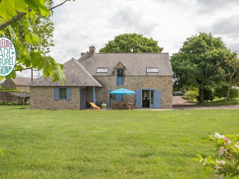 Gîte de Corobert, vacation rental in Saint-Gildas-des-Bois