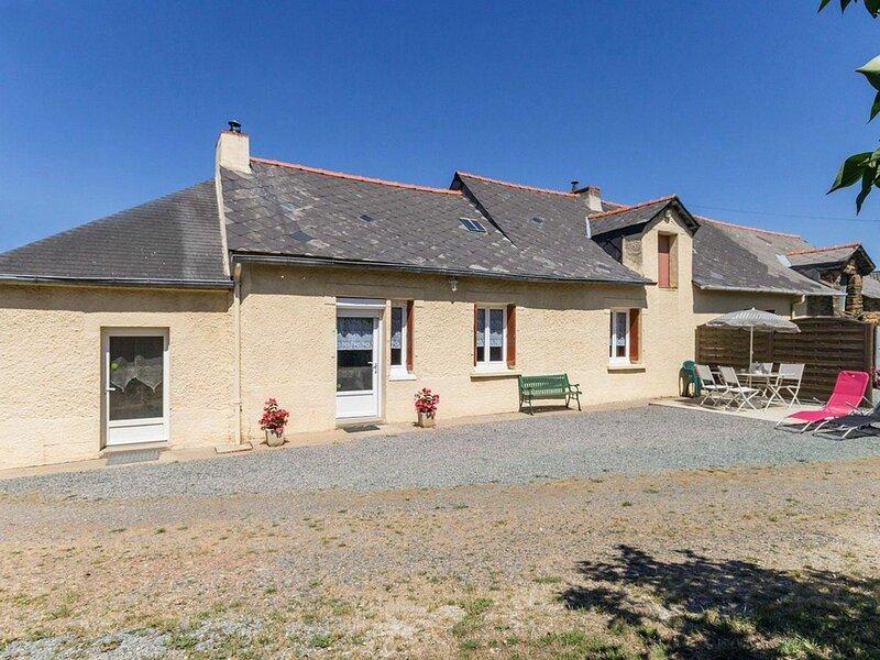 Gîte de la Portais, holiday rental in Nozay