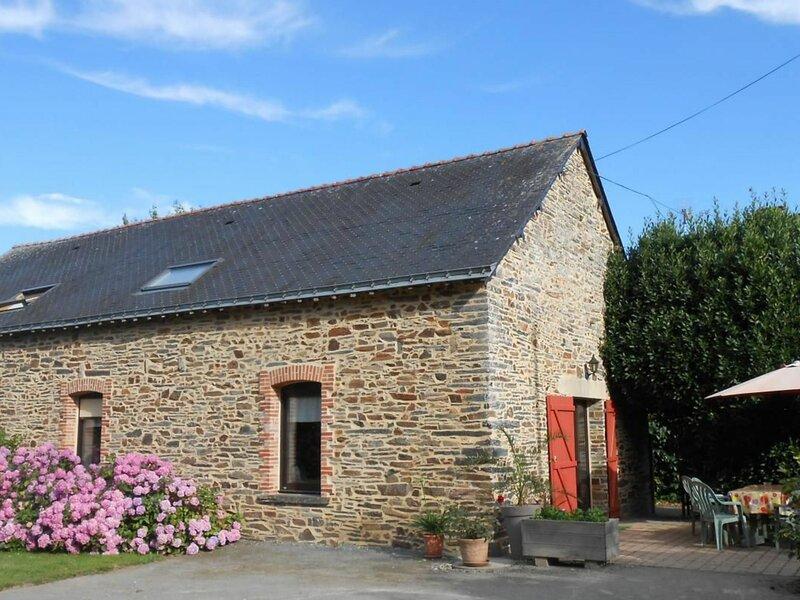 La Prairie de Callac, holiday rental in Nozay