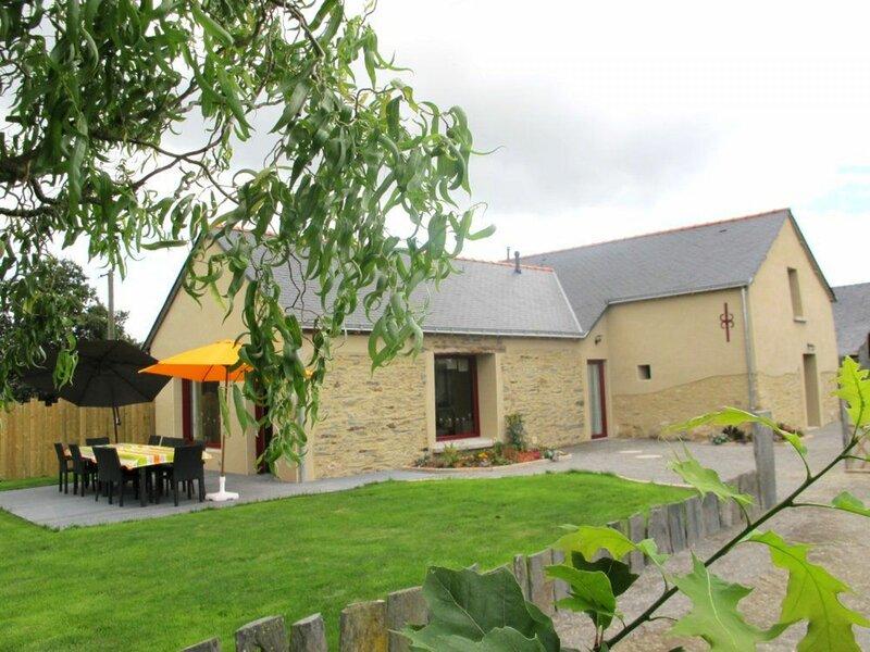 Gîte du Limousin, holiday rental in Nozay