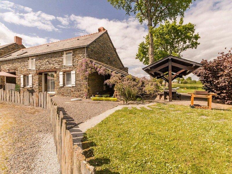 La Grande vallée, holiday rental in Nozay