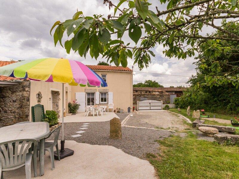 L'Armandine, holiday rental in Saint-Georges-de-Montaigu