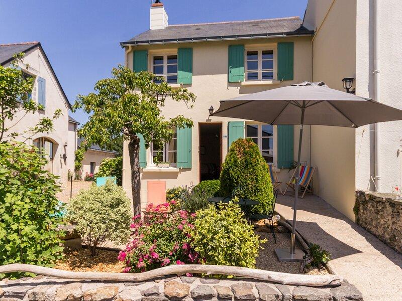 Couleurs de Loire, holiday rental in Jallais