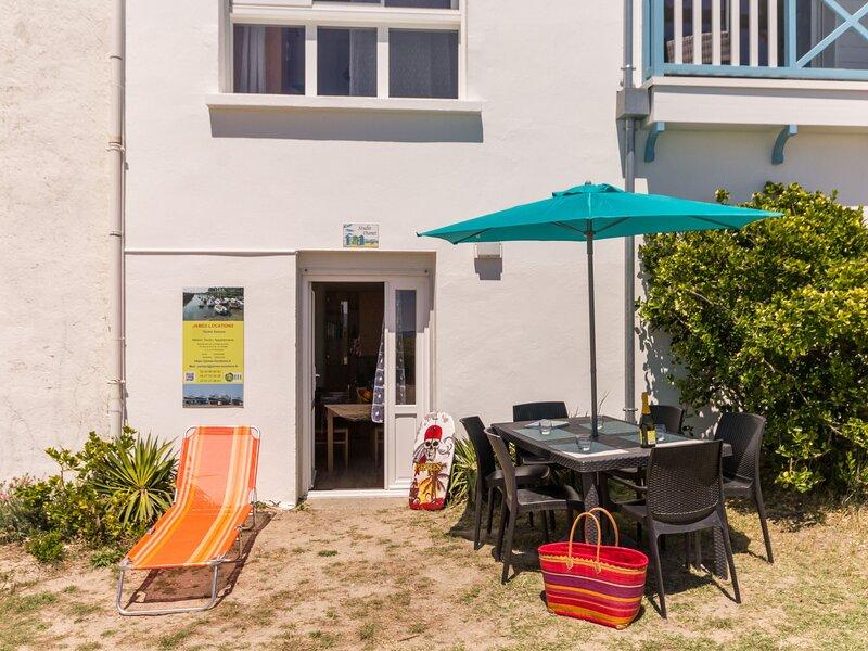 Location Appartement Piriac-sur-Mer, 2 pièces, 3 personnes, vacation rental in Piriac-sur-Mer
