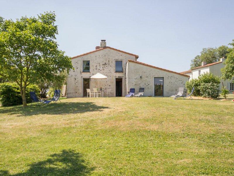 Gîte de Dame Olive, location de vacances à Clisson