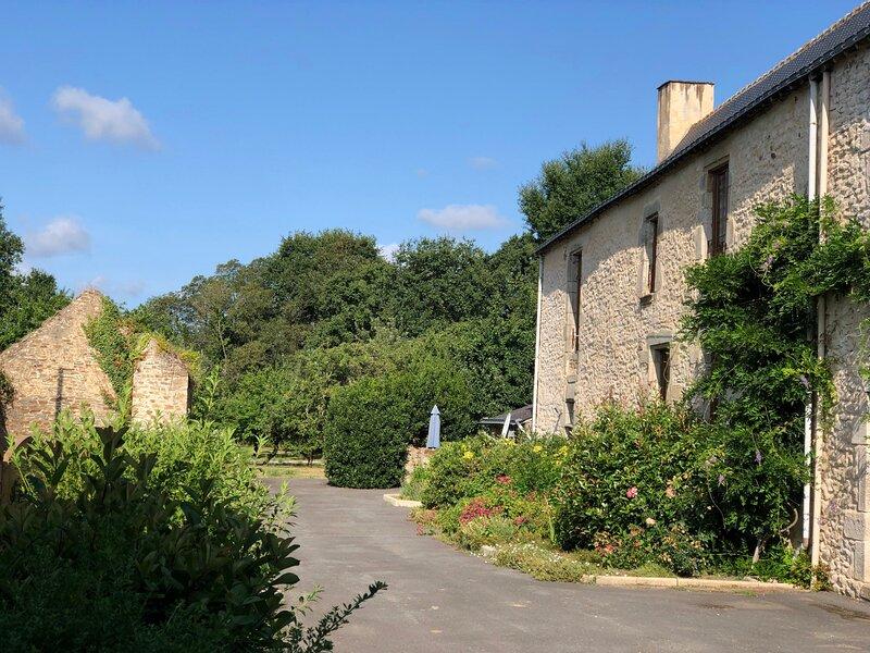 Gîte 2 Manoir de la Matinais, vacation rental in Saint-Gildas-des-Bois