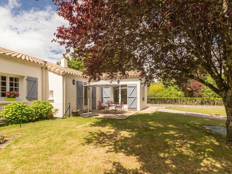 Gîte de la Chouette, holiday rental in Montrevault-sur-Evre
