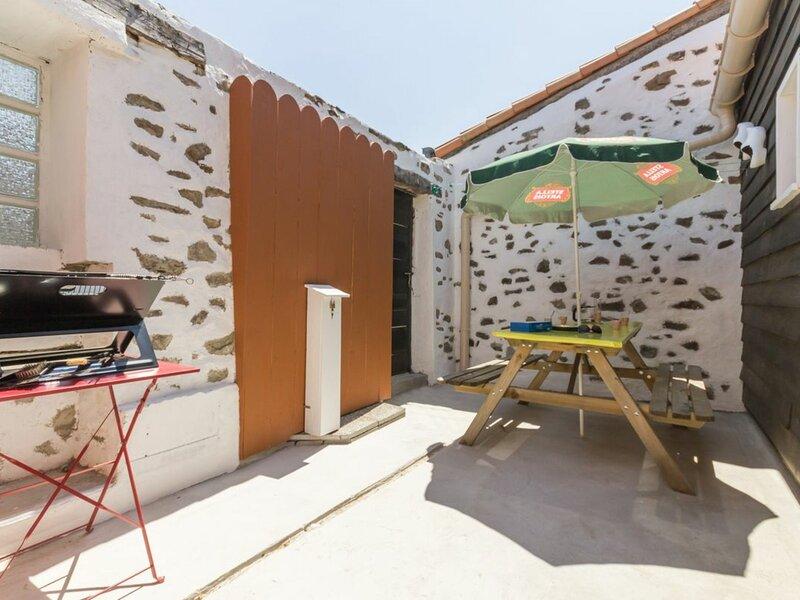 Chez Marraine, holiday rental in La Limouziniere