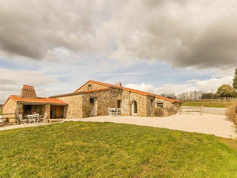 Ancienne Maison de Vignerons, location de vacances à Varades