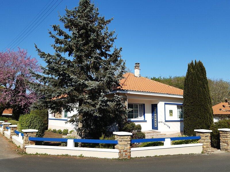 Le Sans souci, holiday rental in Bois-de-Cene